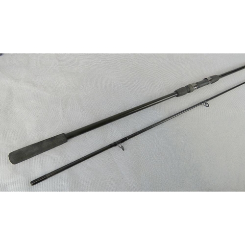 109 - A Bob Church long range 2-piece Carp/Pike rod, 12 foot 2 1/4 test curve. From the personal collectio...