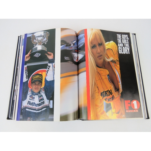 12 - Books; Cars & Stars, bound editions 1996-7....