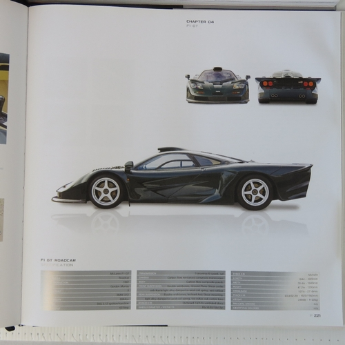 26 - McLaren Books; 'The Drivers 1964-2012' by David Tremayne and 'The Cars' by William Taylor, hardback ...