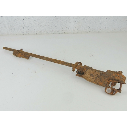 13 - A K98 in relic condition. Battlefield relic found in the Kurland Pocket (Latvia).