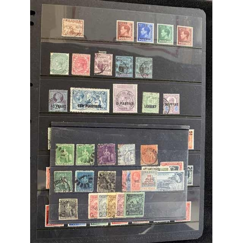 51 - A SMALL COLLECTION of various commonwealth countries with sets, part sets and singles, mint & used. ...