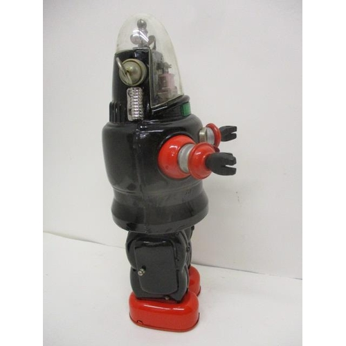 13 - A Japanese TN 'Robby the Robot', battery operated,  13