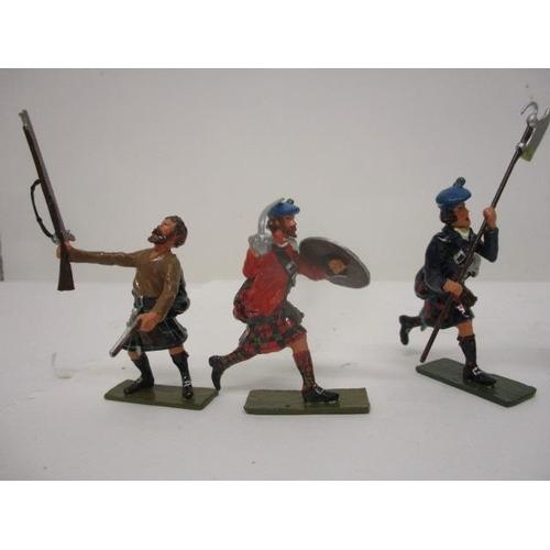 54 - Sixty one Little Legion Zulu and 24