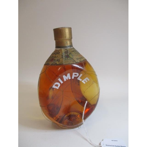 8 - A single bottle of Dimple Haig, 26 2/3 fl oz...