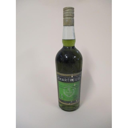 114 - One bottle of Chartreuse...
