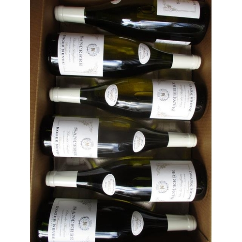 131 - Twelve bottles of Sancerre 2006, Roger Neveu...