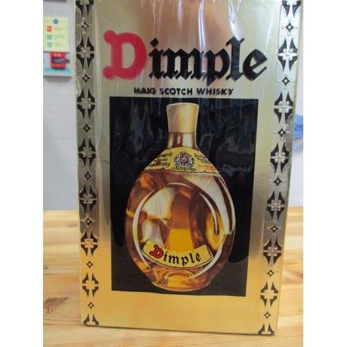 144 - Dimple Haig Whisky, 1lt...
