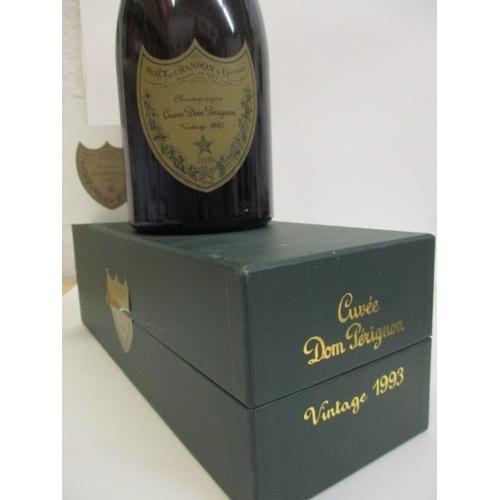39 - A bottle of Moet et Chandon 1500ml, Dom Perignon, Vintage 1993, boxed...