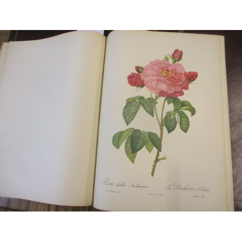21 - Pierre Joseph Redoute, 'Roses' 1954, The Ariel Press...