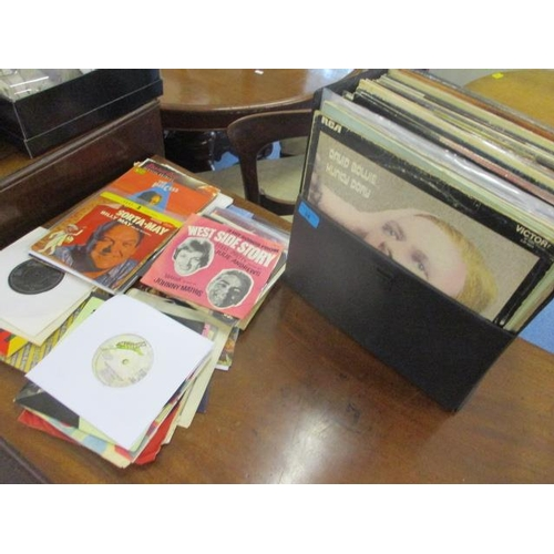 38 - Mainly 1980s pop records and 1970s singles to include David Bowie...