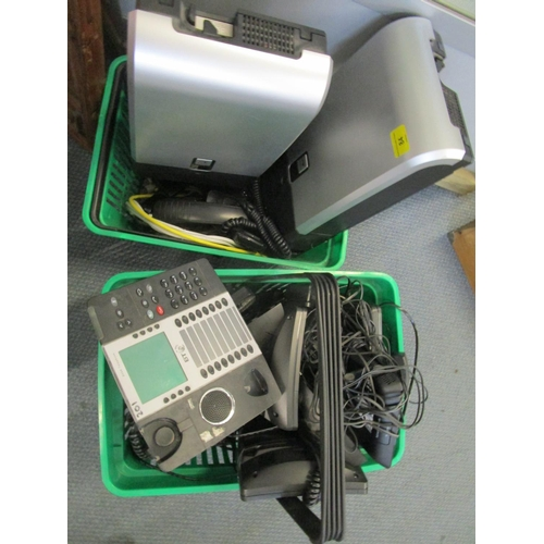 84 - A BT Telephone system to include a large quantity of phones Location: LWB...