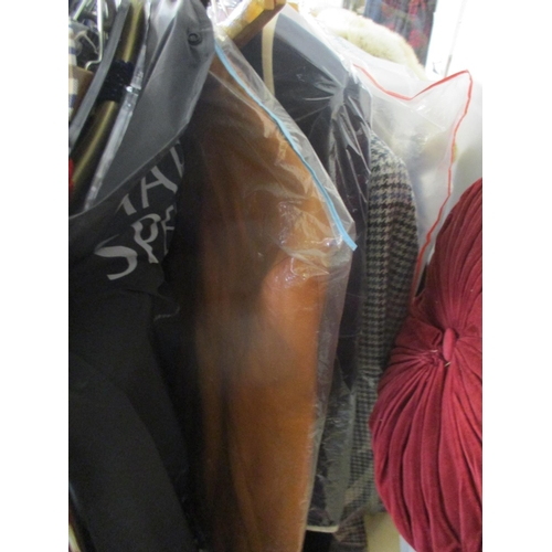 45 - Mixed ladies clothing to include Marks & Spencer's items, evening clothing and a  Windsmoor suit Loc...