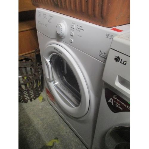 255 - A Hotpoint Aquarius tumble dryer Location: G...