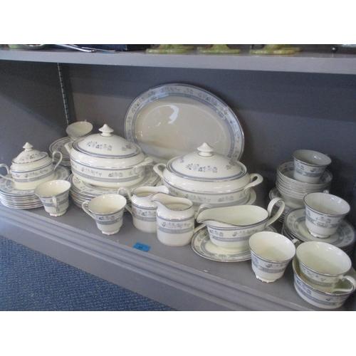 35 - A Minton Pentrose pattern dinner/tea service Location: 2:5...