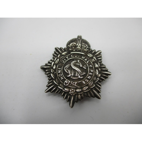 252 - Military, Masonic and other badges, medallions and buttons...