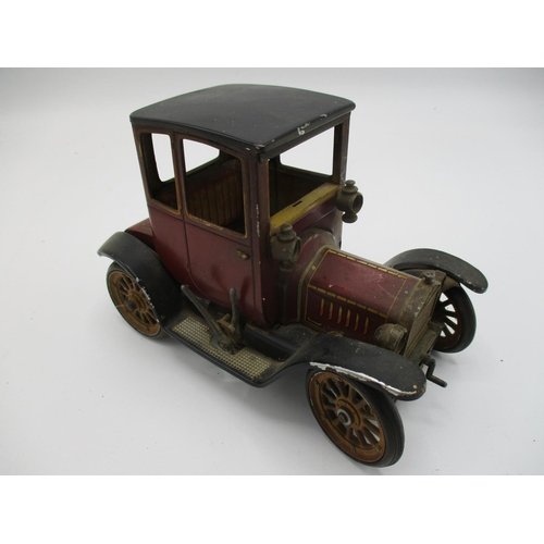 101 - A Schucco ford Coupe 1917 no 1227, Old Timer, clockwork...