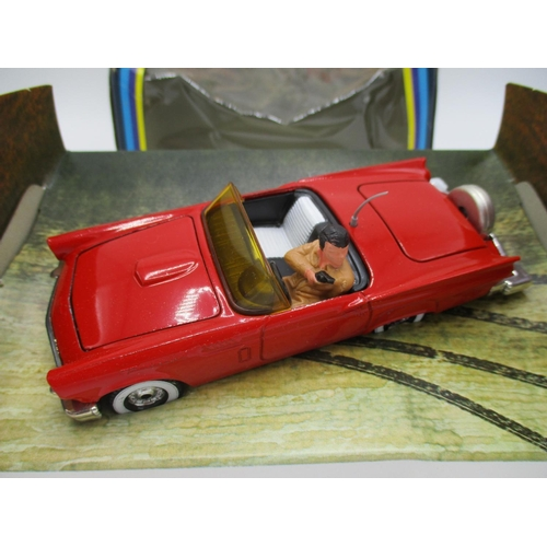 113 - A Corgi toys No. 348 Ford Thunderbird 'Vegas' complete with original display box...