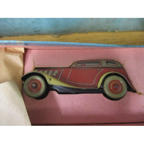 92 - A vintage toy by-pass traffic set A/F...