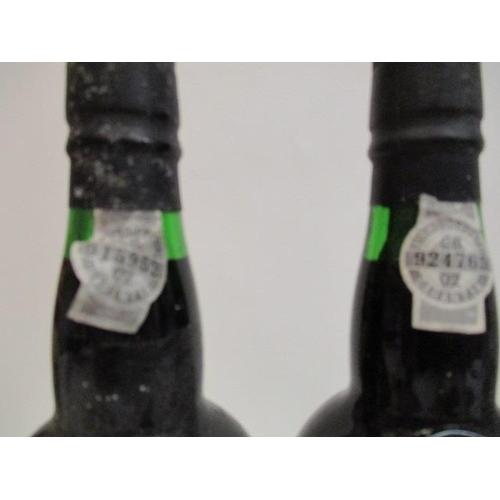 11 - 2 Bottles of late bottled Grahams Port 1992 Location: 1...