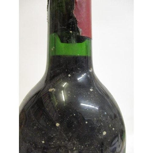 13 - 1 Bottle of Chateau Lynch Bages Grand Cru Classe Pauillac 1996 ullage just up from base of neck...