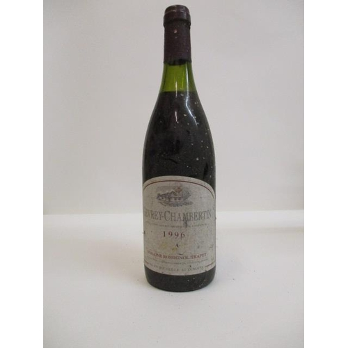16 - 1 Bottle of Gevrey-Chambertin 1996 Location: CAB1...