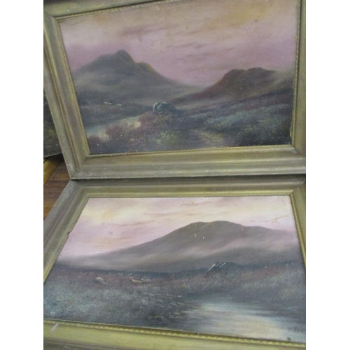 26 - Pictures to include mainly late 19th/early 20th century paintings to include landscapes, still life ...
