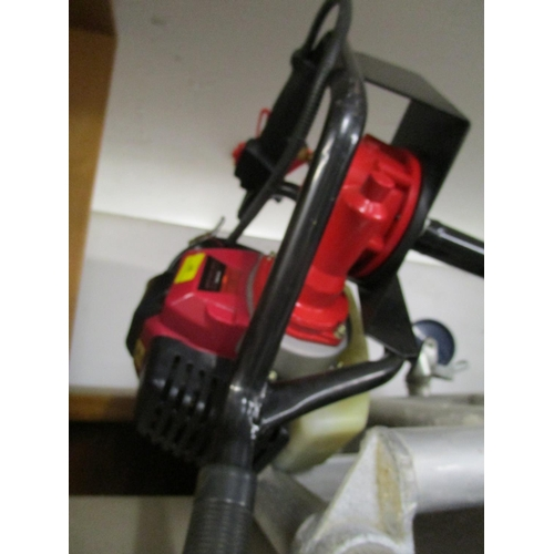 97 - A petrol earth Auger Gre520 Location: G...