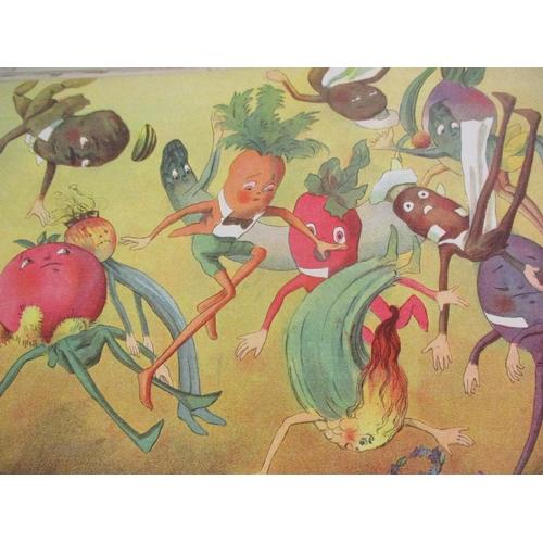 339 - Late 19th century children's books by Florence J K Upton (illustrator) and Bertha Upton (author) Loc...