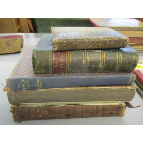 343 - Books - Judy: The London Serio-comic Journal 1890, volume 46 together with The Boys Own Paper 1881, ...