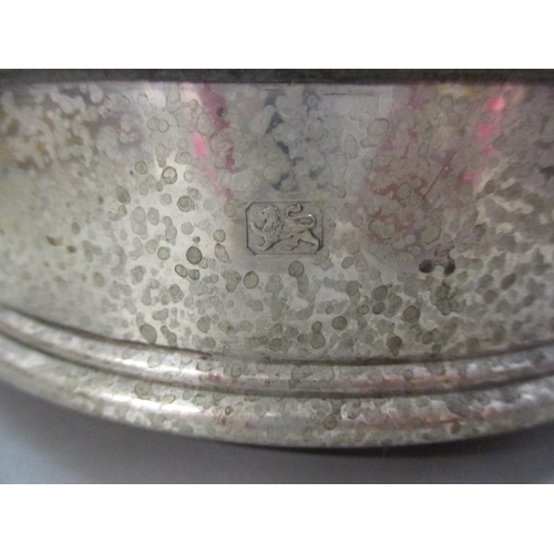 388 - A silver bottle coaster Location: CAB...
