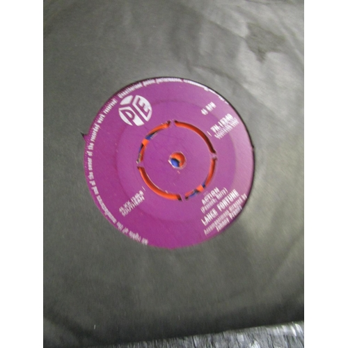 399 - Seven crates of assorted 45rpm singles records 60's - 90's all genres approximately 1000, to include...