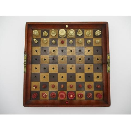 230 - A Victorian Jaques patentee