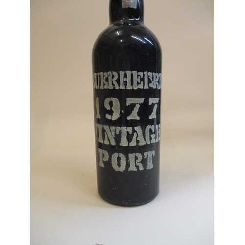 33 - One bottle of Feuerheerd's 1977, vintage port Location: CAB1...
