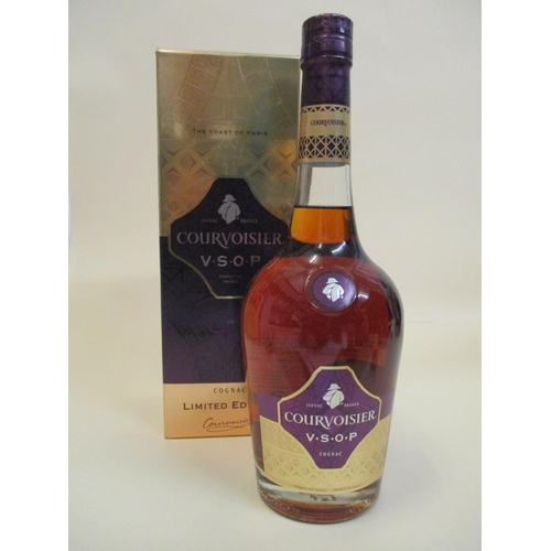 37 - One bottle of Jarnac, France, Courvoisier VSOP Cognac, limited edition, 70cl Location: CAB1...