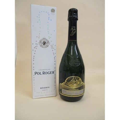 38 - One bottle of Betouzet-Brugneau, cuvee de l'an 2000, 750 ml...