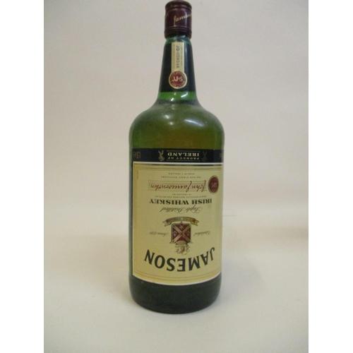 40 - One bottle of Jameson Irish Whiskey, 1.5L Location: 2...
