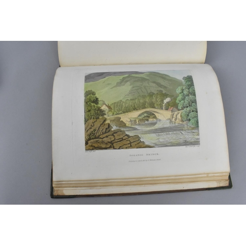 115 - Cambria Depicta: Fifty Picturesque Views in Wales, by J. Havell, T. Cartwright, J. Hassell, and T. B...