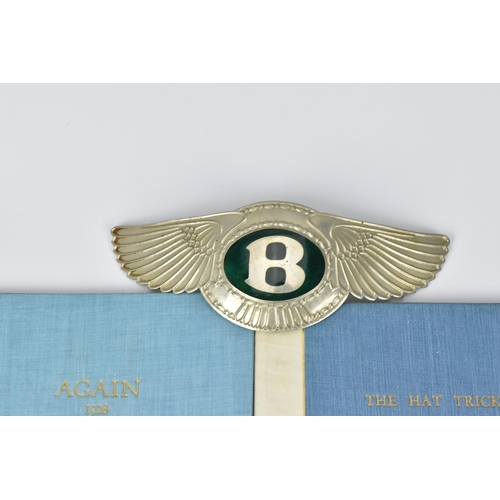 199 - A group of three Bentley Motors Ltd published booklets by R.S. Witchell, comprising 'The Story of th...