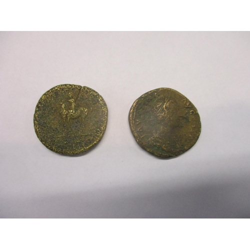 115 - A mixed quantity of coins from around the world to include possible Roman/Green coins, a 1792 French...