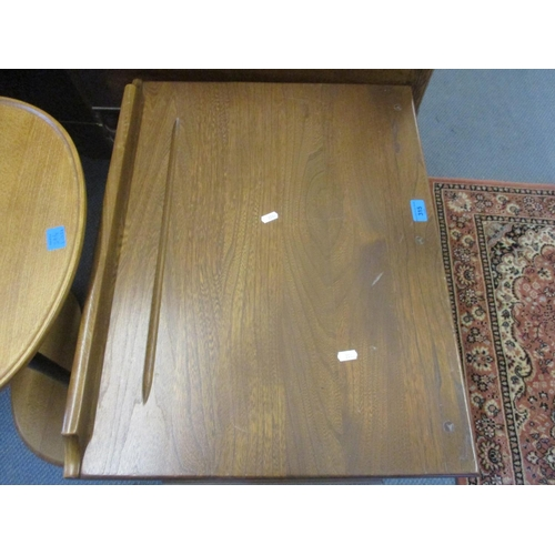 315 - A modern Ercol low side cabinet, 59 h x 64 w x 49cm d Location: RAM...
