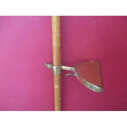 34 - An Edwardian skirt measurer Location: RAM