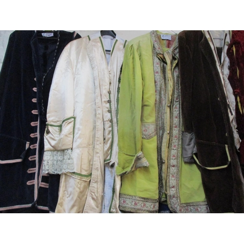 25 - Ten Cavalier fancy dress costumes originating from Jolliffes of Marlow, various sizes to suit an Ama...
