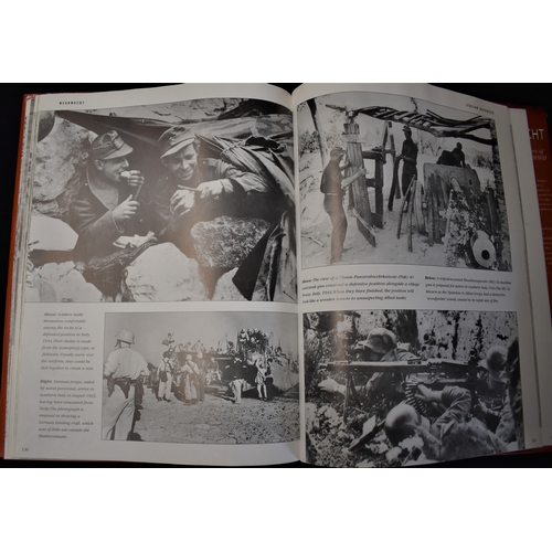 120 - Wehrmacht - The illustrated history of the German Army in WWII, by Dr John Pimlott. An excellent boo...