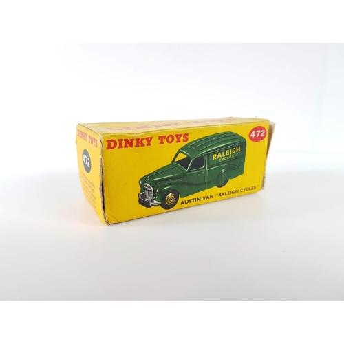 2 - A Boxed Dinky Toys 472 Austin Van