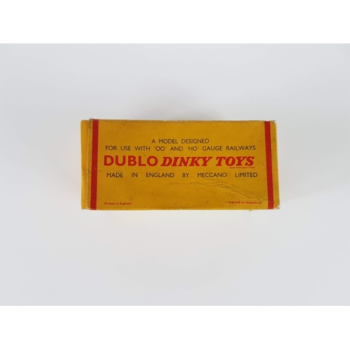 3 - A Boxed Dublo Dinky Toys 065  OO Gauge Morris Pick Up - In Excellent Condition....