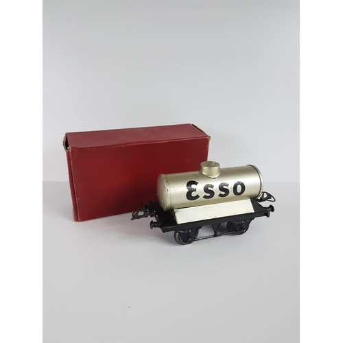 55 - A Boxed Hornby Series O Gauge By Meccano Tin Plate