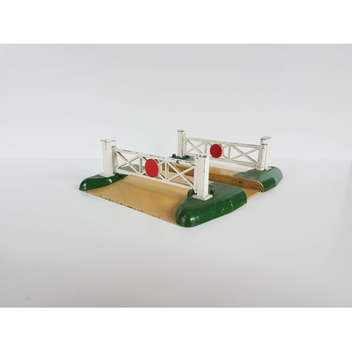 65 - A Hornby Dublo Level Crossing - In Excellent Condition....