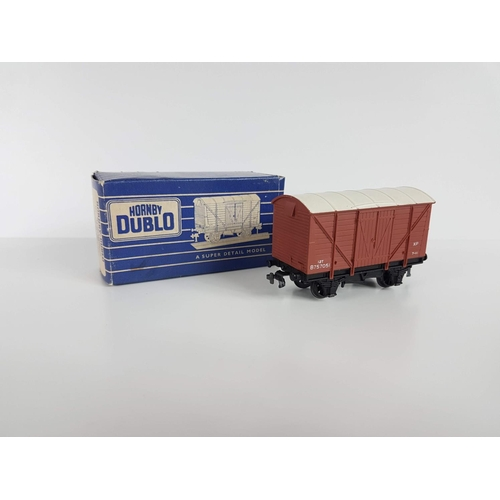 66 - A Boxed Hornby Dublo OO Gauge SD6 12 Ton Ventilated Van - In Excellent Condition....