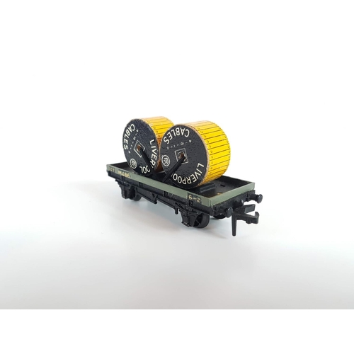 67 - A Boxed Hornby Dublo OO Gauge Low Side Liverpool Cable Wagon - In Great Condition....