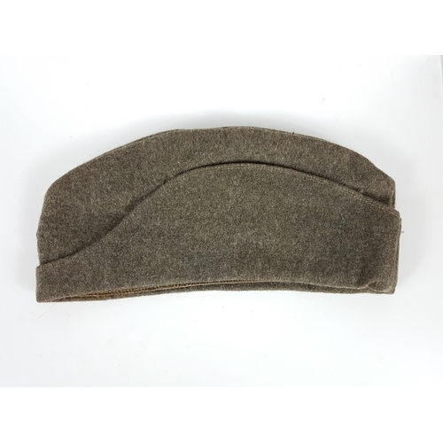 19 - A WWII Soldiers Cap....